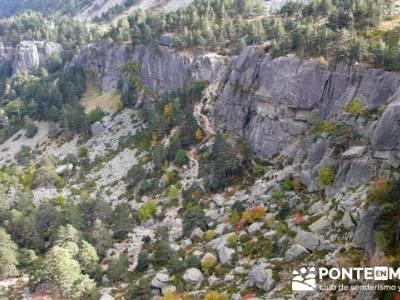Espacio Natural Sierra de Urbión - Laguna Negra; valencia senderismo